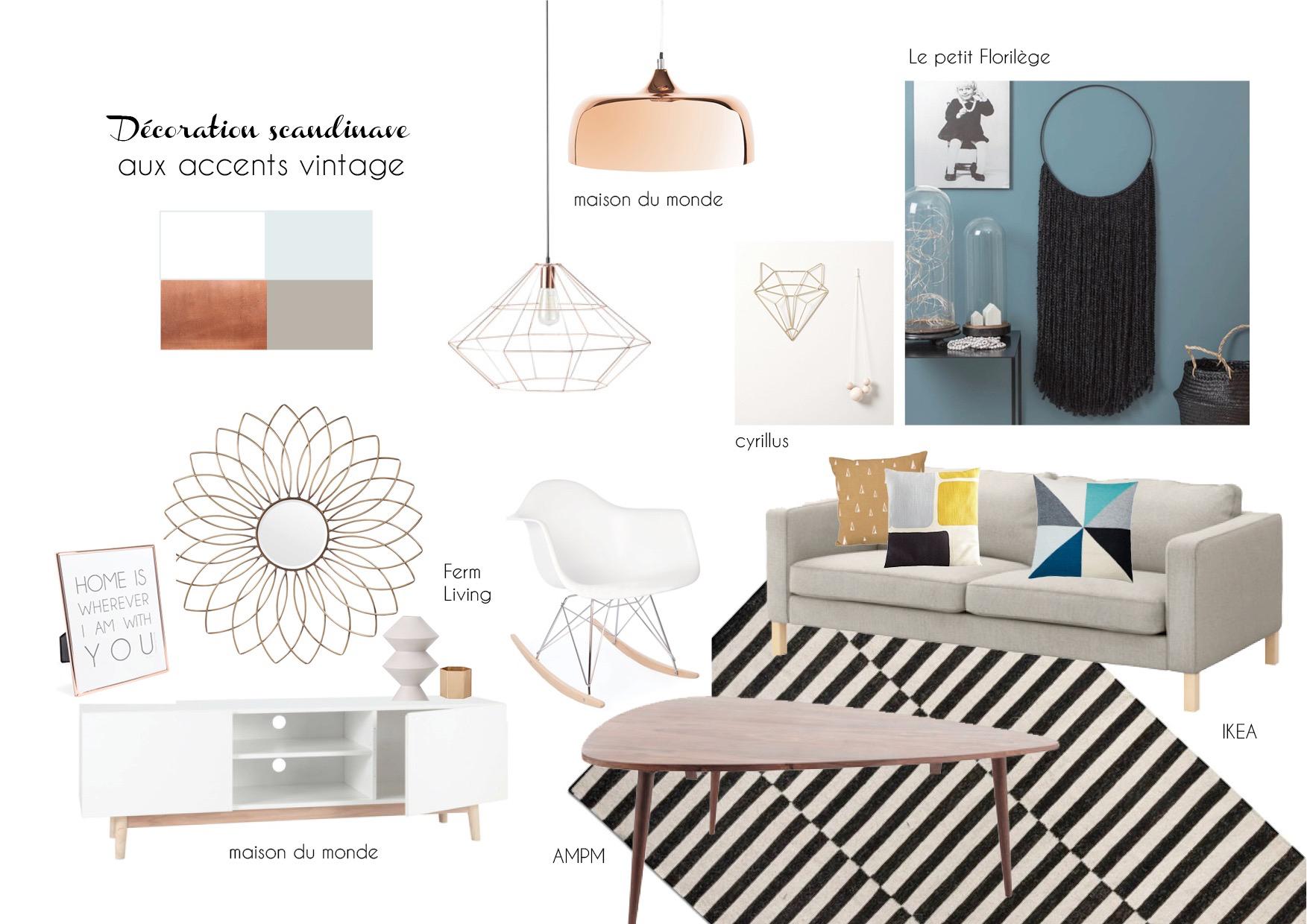 décoration scandinave et vintage ! | matin de mai – agence d